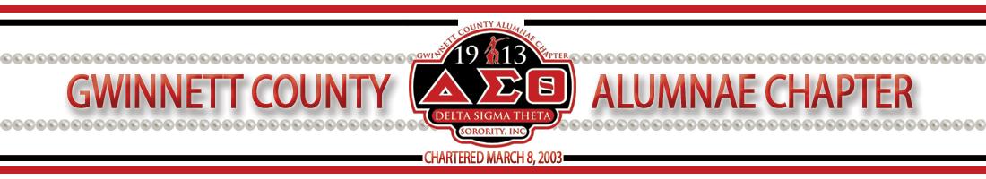 Gwinnett County Alumnae Chapter | Delta Sigma Theta Sorority
